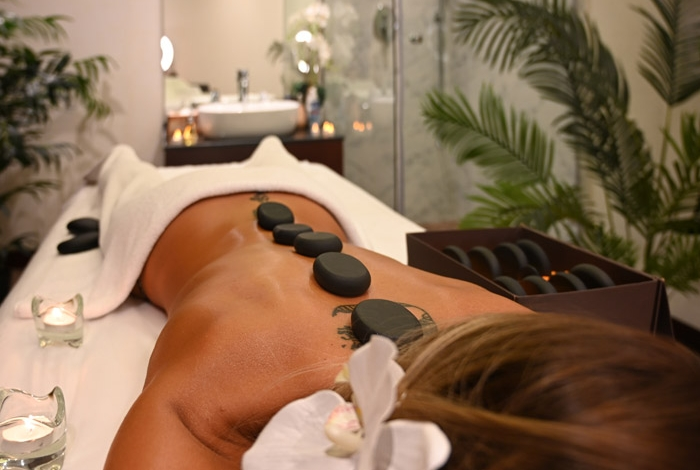 Hot Stone Massage - photo 2