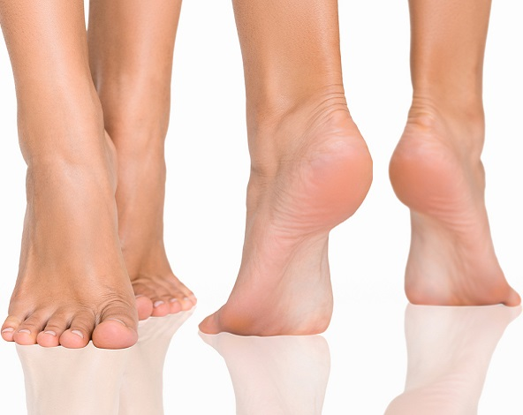 Invisible health benefits of a pedicure